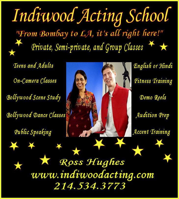 INDIWOOD ACTING SCHOOL _Ross Hughes